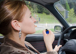 How to Remove Bad Odours from Cars