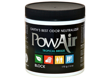 PowAir Block Tropical Breeze