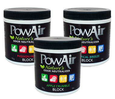 PowAir Block Group