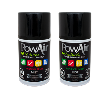 PowAir Mist Group