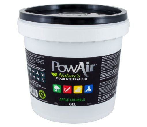 PowAir-Gel-4-Litre-Pail-Apple-Crumble-compressor