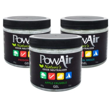 powair gel group