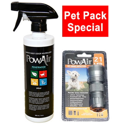 PowAir Pet Pack