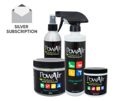 Silver PowAir Subscription