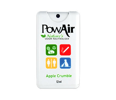 PowAir Spray Card