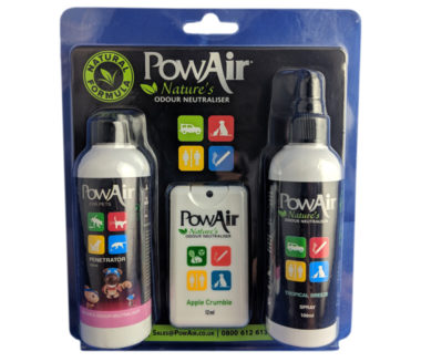 PowAir Travel Pack