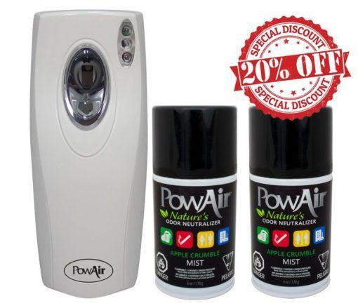 PowAir-Mist-Dispenser-Pack-compressor-compressor