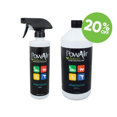 PowAir Penetrator Power Pack Odour Neutraliser