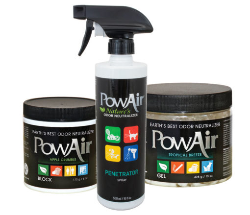 PowAir Subscription