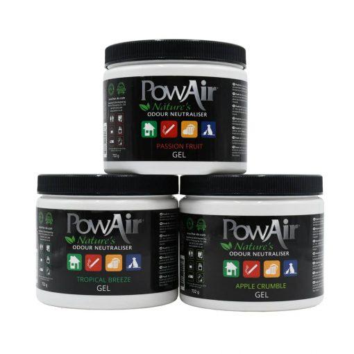 powair gel groups
