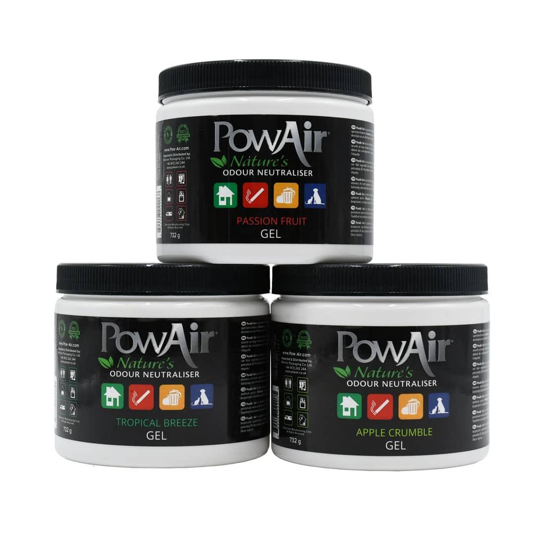 PowAir-Gels-Group